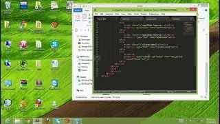getlinkyoutube.com-Hacer un formulario y Validarlo, usando HTML, PHP, JavaScript y CSS