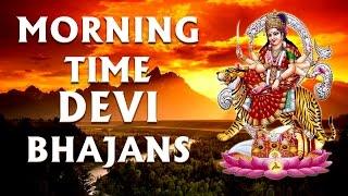 getlinkyoutube.com-Morning Time Devi Bhajans By Narendra Chanchal, Anuradha Paudwal I Audio Songs Juke Box
