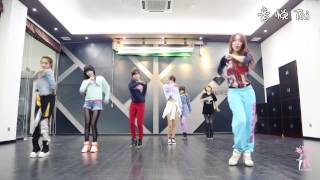 getlinkyoutube.com-宫商角徵羽 练习室MV by 七朵组合