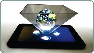 getlinkyoutube.com-3D Hologram Using Smartphone Or Tablet