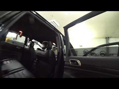 Перетяжка сидений Jeep Grand Cherokee от prochehli.ru