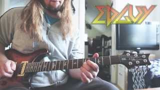 getlinkyoutube.com-We Don't Need A Hero  - Solo! (Edguy cover)