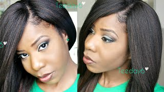 getlinkyoutube.com-UNDETECTABLE Crochet Braids W/ Toyokalon | TEEDAY6