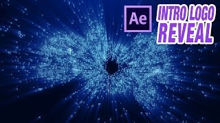 getlinkyoutube.com-Intro Digital Logo Reveal con texto // After Effects