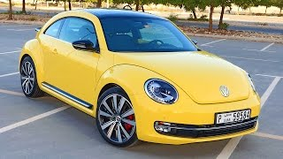 getlinkyoutube.com-2015 Volkswagen Beetle Test Drive