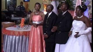 HARUSI YA PROJESTUS NA FARAJA jijini Dar es salaam Tanzania