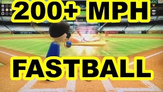 getlinkyoutube.com-Wii Sports: Extreme Fastball (200+ mph)