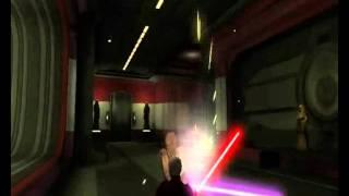 getlinkyoutube.com-Star Wars Arresting the Chancellor KOTF