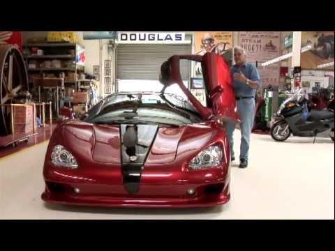 2008 SSC Ultimate Aero - Jay Leno's Garage