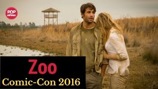 SDCC 2016: James Wolk de Zoo
