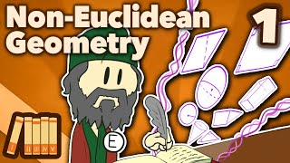 The History of Non-Euclidian Geometry - Sacred Geometry - Extra History - #1