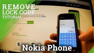 getlinkyoutube.com-Remove Lock Code in Nokia Phone - factory reset with forgotten security code