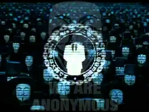 Anonymous Message to the Global Media