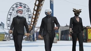 getlinkyoutube.com-GTA V ONLINE | MrQuoty & Dalkai59 foutent le bordel !!!