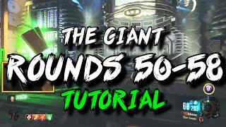 getlinkyoutube.com-'The Giant' Rounds 50-58 Gameplay/Tutorial! (Black Ops 3 Zombies)