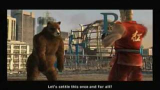 getlinkyoutube.com-Tekken 5 - Kuma