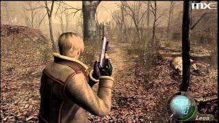 getlinkyoutube.com-Resident Evil 4 Xbox 360 Gameplay - First 24 Minutes (Scared Commentary Edition)