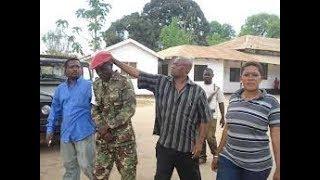 Kimbembe Chamkuta! Mwanajeshi 'Feki' Aliyeiba Sare za JWTZ width=