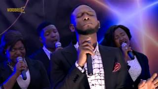 I BOW MY KNEES   CHRIS SHALOM AND WORDBREED WORSHIP GROUP width=