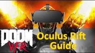 Doom VFR on Oculus Rift How to Guide width=
