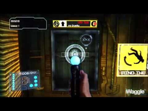 VIDEO | iWatch: Dead Space Extraction (Move vs Wii addendum)