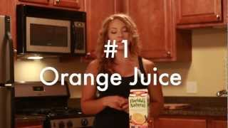10 WORST HEALTH FOODS