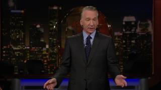Monologue: The Slow and the Furious | Real Time with Bill Maher (HBO)