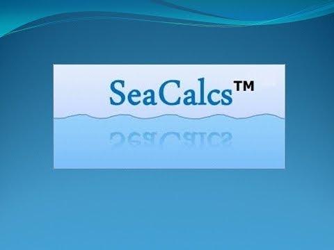 SeaCalcs Marine Apps | Anchor Pendant Buoy | 3D DEMO
