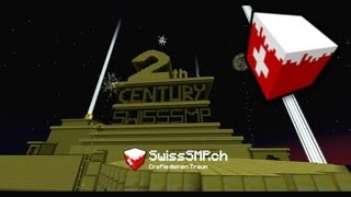 getlinkyoutube.com-20th Century Fox Minecraft - Swiss Gaming Community Schweiz Schweizer Server Clan