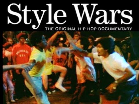 STYLE WARS Hip Hop Documentary 3 of 5 graffiti movie