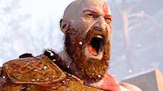 getlinkyoutube.com-GOD OF WAR Gameplay Trailer 2016 - PS4