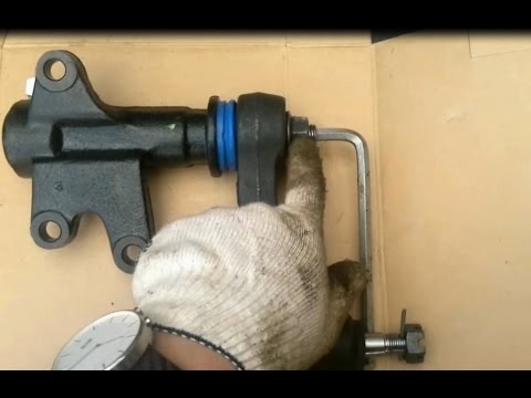 Замена маятника на Тахо 410