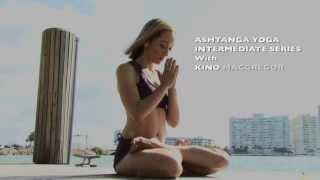getlinkyoutube.com-Ashtanga Yoga Intermediate Series DVD Trailer with Kino MacGregor