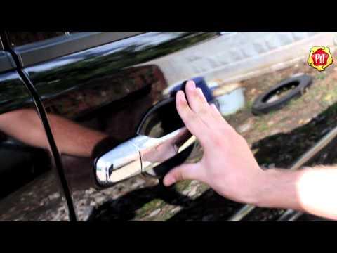 Накладки под наружные ручки дверей Mitsubishi Pajero Sport, Mitsubishi L200 (russ-artel.ru)