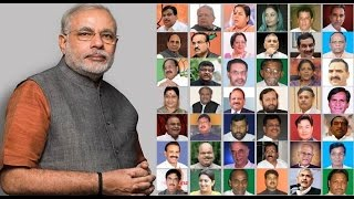 Latest List of Cabinet Ministers with Portfolios & Constituencies 2016