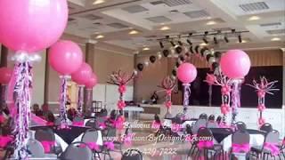 getlinkyoutube.com-Balloon Designs