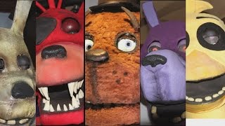 getlinkyoutube.com-The Five Nights at Freddy's Band First Look