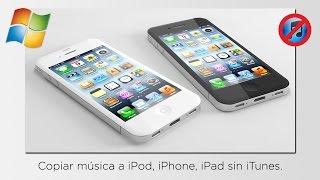 getlinkyoutube.com-Cómo pasar música al iPhone, iPod, iPad sin iTunes [WINDOWS]