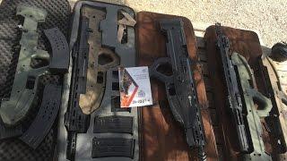 UZKON UNG-12 Bullpup Şarjörlü Yarı Otomatik Yivsiz Tüfek Tanıtımı