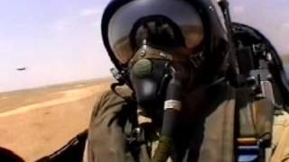 getlinkyoutube.com-Wild Fly - Mirage F1 Low Level in Chad