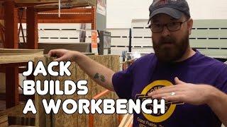 getlinkyoutube.com-Jack Builds A Workbench!