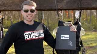 getlinkyoutube.com-AR500 Body Armor Test!