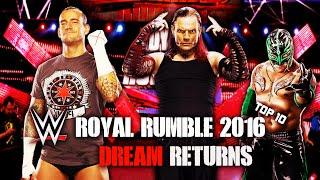 getlinkyoutube.com-Top 10 Royal Rumble Returns (DREAM)
