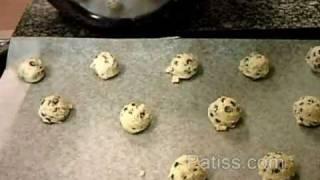 getlinkyoutube.com-Recette des cookies au chocolat