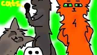Animathion dump (Коты воители приколы)