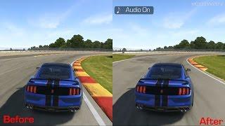 getlinkyoutube.com-Forza Motorsport 6 - Ford Shelby GT350R Sound Update Comparison
