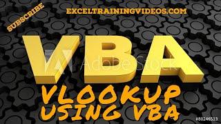 getlinkyoutube.com-VLOOKUP Using VBA