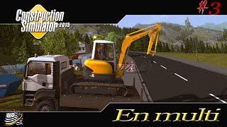 getlinkyoutube.com-CONSTRUCTION SIMULATOR 2015 / MULTIJOUEURS / Episode 3