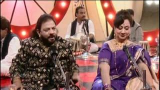 getlinkyoutube.com-Gazab Ho Gaya (Mukabla) [Full Song] Meena Kumari Jannat Mein