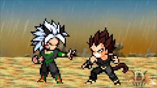 getlinkyoutube.com-Xicor VS Z fighters